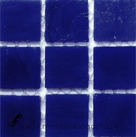 Tiffany glastegels 2x2 cm per 25 Lapis Lazulli 031