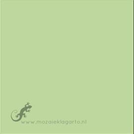 Geglazuurde mozaiektegel Mosa 15 x 15 cm Butterfly Green 19900