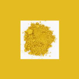 Pigment kleurstof Okergeel  25 gram