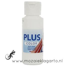 Acrylverf 59 ml Wit 39677