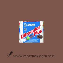 Voegmiddel Mapei Ultra Color Plus 250 gram Terracotta 143