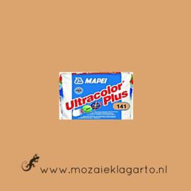 Voegmiddel Mapei Ultra Color Plus 250 gram Caramel 141