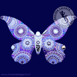 Mozaiekpakket 47 Vlinder Viola