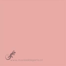 Geglazuurde mozaiektegel Mosa 15 x 15 cm Peach Blossom 18970