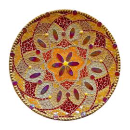 Mozaiek Schaal Marrakech 1811