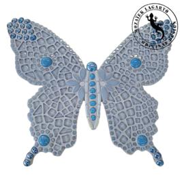 Mozaiekpakket 33 Vlinder Bambino Blauw