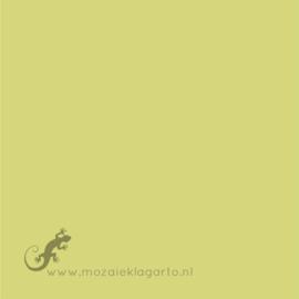 Geglazuurde mozaiektegel Mosa 15 x 15 cm Cress Green 19960