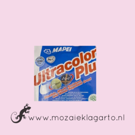 Voegmiddel Mapei Ultra Color Plus 250 gram Roze 502