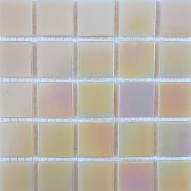 Lichtroze Parelmoer 2 x 2 cm per 25 tegels