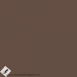 Binnen/Buiten mozaïektegel Ce-si 20 x 20 cm Moka 054