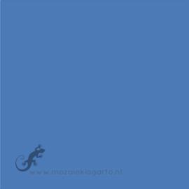 Geglazuurde mozaiektegel Mosa 15 x 15 cm Brilliant Blue 18910
