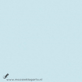 Binnen/Buiten mozaïektegel Ce-si 20 x 20 cm Azurro 005