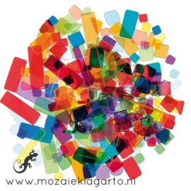 Acryl Mix Mozaiek Bont 9950