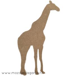 Ondergrond voor mozaiek MDF Giraf 225