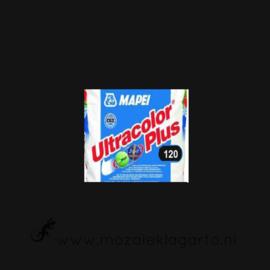 Voegmiddel Mapei Ultra Color Plus 250 gram Zwart 120