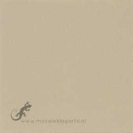 Geglazuurde mozaiektegel Mosa 15 x 15 cm Grijs/Beige 16630