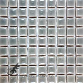 Keramiek tegel 10x10 mm per 81 Lichtgrijs 2001