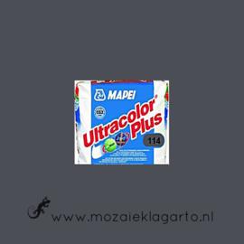 Voegmiddel Mapei Ultra Color Plus  250 gram  Antracietgrijs 114
