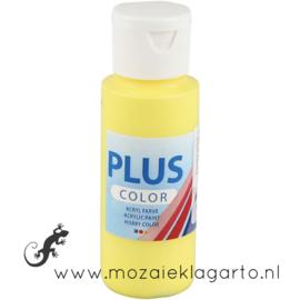 Acrylverf 59 ml Gebroken Primair Geel 39675