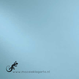 Glasplaat 20 x 20 cm Grijsblauw Opaal SO238-72o