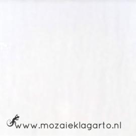 Glasplaat 20x20 Opaal Wit W96-03o