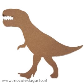 Ondergrond voor mozaiek  MDF T-Rex 1148