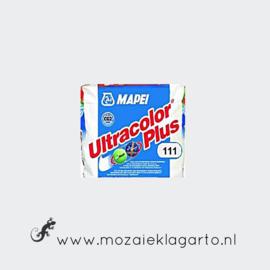 Voegmiddel Mapei Ultra Color Plus 250 gram Zilvergrijs 111