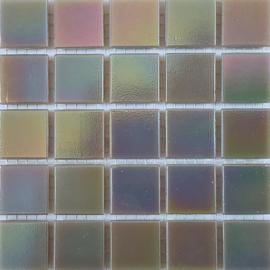Grijs Parelmoer 2 x 2 cm per 25 tegels