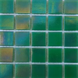 Jade Groen Parelmoer 2 x 2 cm per 25 tegels