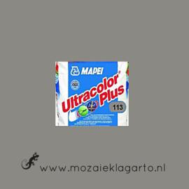 Voegmiddel Mapei Ultra Color Plus 250 gram Cementgrijs 113