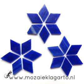 Wybertjes/Ruitjes 15x25 mm per 20 Lapis Lazulli 031-2