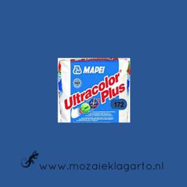 Voegmiddel Mapei Ultra Color Plus 250 gram Blauw 172