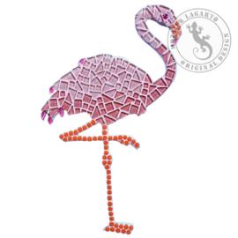 Mozaiekpakket 7-1 Floor de Flamingo
