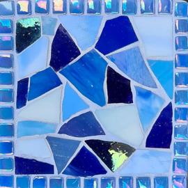 Mozaiekpakket 43 Onderzetter Piazza per 2