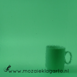 Glasplaat 20x20 cm Transparant Helder Groen W90-11t