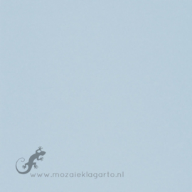 Geglazuurde mozaiektegel Mosa 15 x 15 cm Sevreblauw 16760