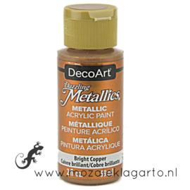 Acrylverf Metallic 59 ml Bright Copper 27280