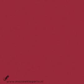 Binnen/Buiten mozaïektegel Ce-si  20x 20 cm Rubino 057