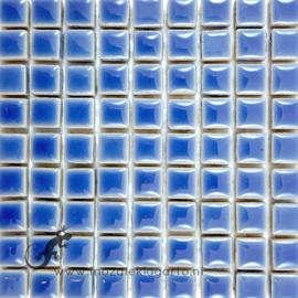 Keramiek tegel 10x10 mm per 81 Lichtblauw 201