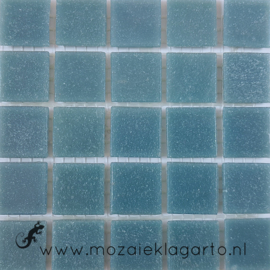 Basis glastegels Licht Denim 25 tegels 052