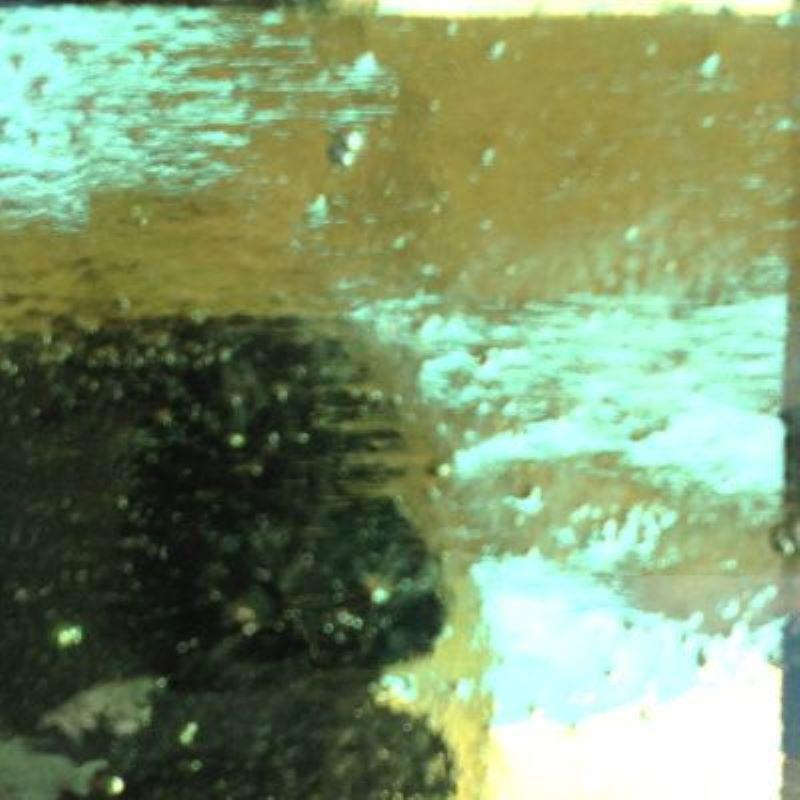 Spiegel gekleurd 5x15 cm Pastelgroen 007