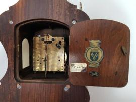 Antique Original Warmink Zaandam Clock from 1950 , 8 dayes movement