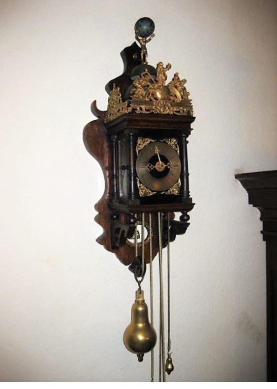 Zaanse Clock Old Dutch Clocks