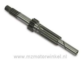 koppelingsas ETZ125-150