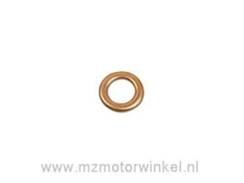 koperen ring 8x14mm ETZ125, ETZ 150