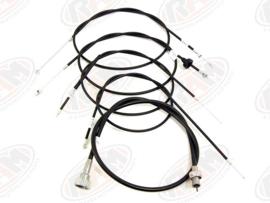 kabelset ES250/2 (kleur zwart)