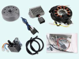 elektronische ontsteking vape 6volt 100W voor 2 cilinders JAWA 18/354/360/361/362/633