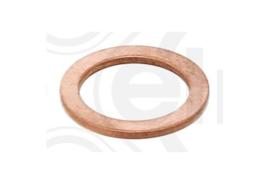 olie aftapplug ring koper ETZ 125/150/250
