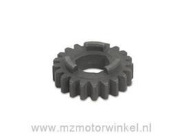 tandwiel 4e versnelling 21 tands TS250/1