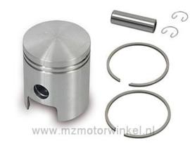 Zuiger ETZ 125 kompleet 52,00 mm